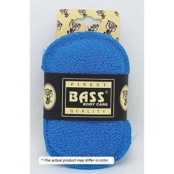 Nylon Exfolliating Hand Pad 100% Nylon Firm Extra Thick Bass Brushes 1 Pad