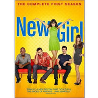 New Girl: The Complete First Season [3 Discs] (dvd)
