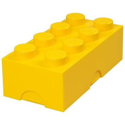 LEGO Lunch Box, Yellow