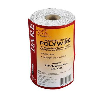 Dare Products Inc 820 Foot Poly Wire 2343 by Dare