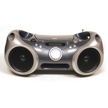 Memorex IMT00125 Radio/CD/MP3 Player Boombox - LCD - MP3 - Auxiliary Input