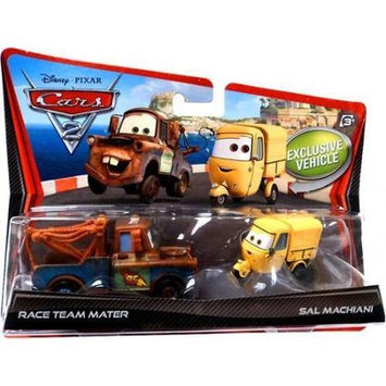 Cars 2 - Race Team Mater and Sal Machiani Pack /Toys