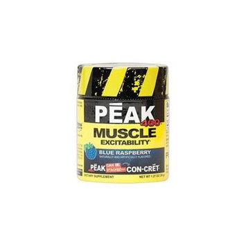 CON-CRET Peak 400, Blue Raspberry, 30 Servings