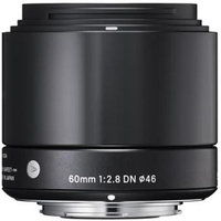 Sigma 60mm f/2.8 DN Lens for Sony E-mount Cameras