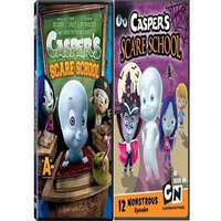 Casper Halloween 2 Pack (2 Disc) (dvd)