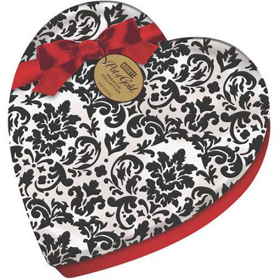 Hershey's Pot Of Gold Premium Chocolates Valentine's Heart