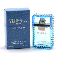 Versace Man Eau Fraiche - Edt Spray 1 oz