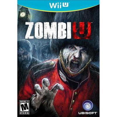 Ubisoft Zombiu Wii U by Wii U