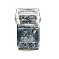 Pepper Creek Farms 191H Silver Shimmer Sprinkles - Pack of 6