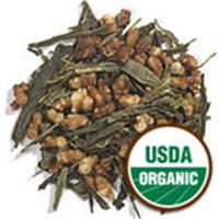 Frontier Natural Products Organic Genmaicha Tea 16 oz
