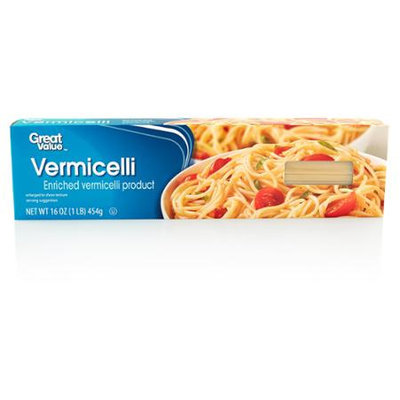 Great Value: Vermicelli, 16 oz