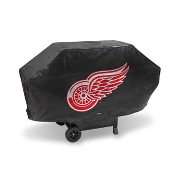 Nhl Detroit Red Wings Deluxe Grill Cover, Multi/None