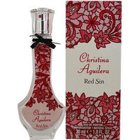 Christina Aguilera Red Sin 1.0oz - PARFUMS INTERNATIONAL, LTD.