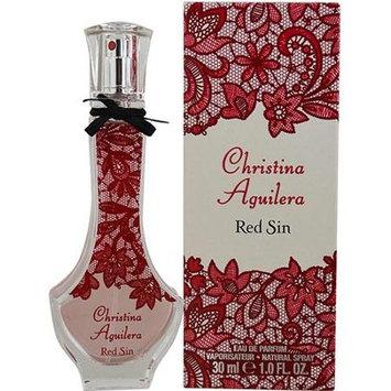 Christina Aguilera Red Sin 1.0oz - PARFUMS INTERNATIONAL, LTD.