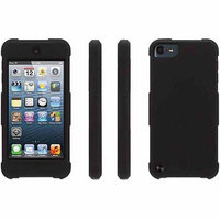 Griffin Technology - Protector Case For 5th-generation Apple Ipod Touch - Black