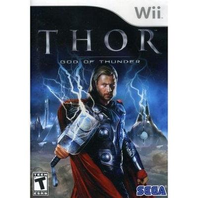 iNetVideo N02-011538 Thor - God of Thunder - Nintendo WII - CD-ROM