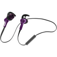 iHome IB72 Green Bluetooth In-Ear Headphones