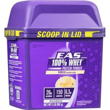 EAS 100% Whey Protein Powder Vanilla