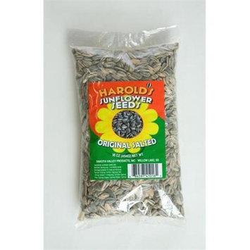 Harold's Harolds 41066 In-Shell Sunflower Seeds Original 16 Oz. 24 Count