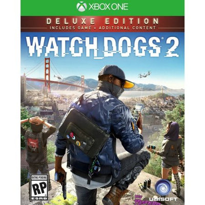 Ubisoft Watch Dogs 2 XBox One [XB1] (Deluxe Edition)