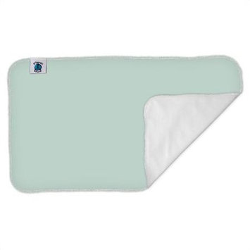 Planet Wise Solid Diaper Changing Pad - Sage Green
