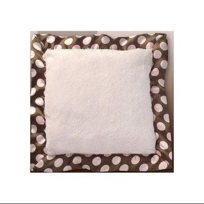 Bearington Baby - Posh Dots Pillow (Pink)