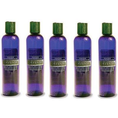 Defense Soap 8 oz. Shower Gel - 5 Pack