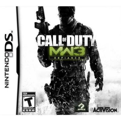 Activision Publishing Call of Duty: Modern Warfare 3 (Nintendo DS)