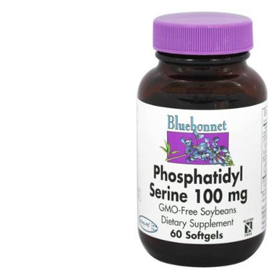 Phosphatidyl Serine Complex Bluebonnet 60 Softgel