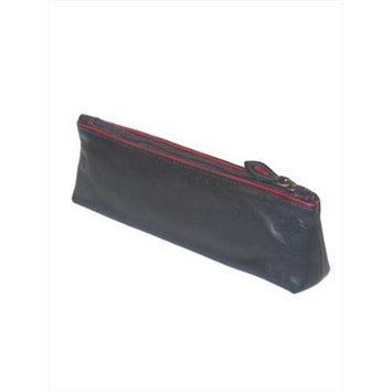 Scully H641-04-24 Hidesign By Scully Female Black Cosmetic Case