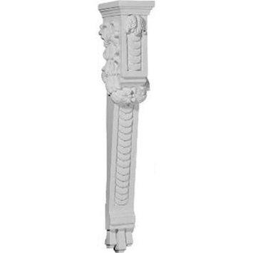 Ekena Millwork 3.875-in x 27-in Odessa Polyurethane Corbel COR03X05X27OD