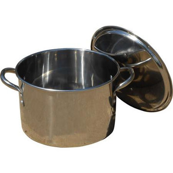King Kooker Stock Pot with Lid Size: 9.25