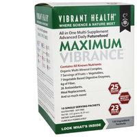 Vibrant Health - Maximum Vibrance 10 Packets - 8.29 oz.