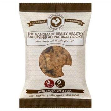 Morning Sunshine Cookie 2.75 oz. Breakfast Cookie Dark Chocolate Flex Case Of 10