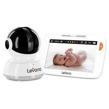 Babies R Us Levana Willow 5 HD Touchscreen PTZ Video Baby Monitor