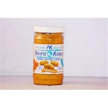 Pacific Beach Peanut Butter 020406 Butterscotch Peanut Butter Spread - Case Of 6