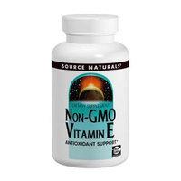 Source Naturals Non-GMO Vitamin E 400 IU - 120 Tablets