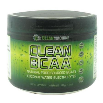 Clean Machine - Clean BCAA, 132 g powder
