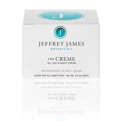 Jeffrey James Botanicals Antioxidant and Anti-Aging Creme - The Creme, 2 oz.