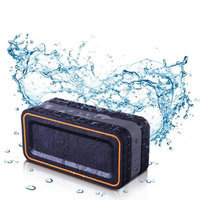 Turcom Acousto Shock 30W Rugged Water Resistant Wireless Bluetooth Speaker