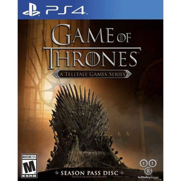 Telltale Games Game Of Thrones: A Telltale Game Series - Playstation 4