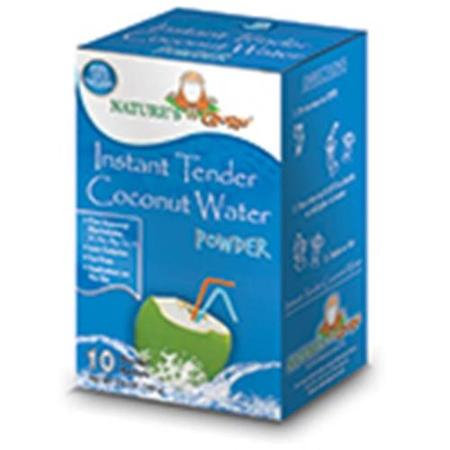 Frontier Natural Foods Frontier Natural Products 227934 Natures Guru Natural Instant Tender Coconut Water Powder