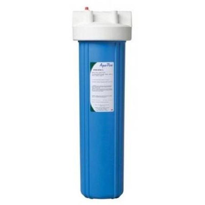 AquaPure 5585704 Blue Whole House Filtration System AP802