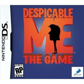 D3 Publisher Of America Despicable Me: The Game - Minion Mayhem (Nintendo DS)