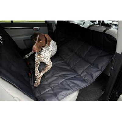Petego EBSPHM BL Hammock Car Seat Pet Protector Black