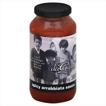 Da Giulia 26 oz. Arriabata Pasta Sauce Case Of 12