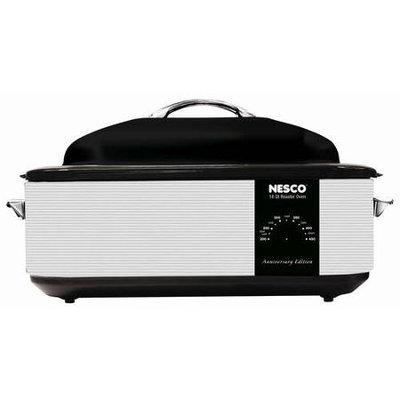 Metal Ware Nesco Roaster Electric Oven - Single - 0.70 ft Main Oven - Black, Gray