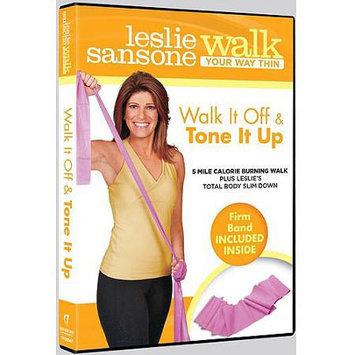 Anchor Bay/starz Leslie Sansone: Walk It Off & Tone It Up (DVD)