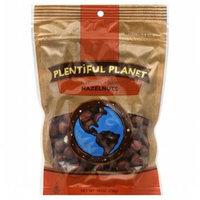 Plentiful Planet Nut Hazel Raw Bag 10 OZ (Pack of 6)