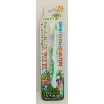Ecofam Toothbrush Children Green XyloBurst 1 Toothbrush
